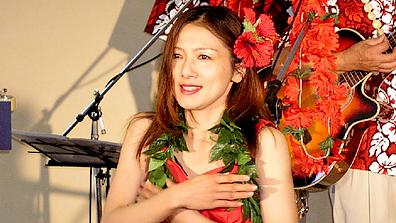 フラダンスインストラクター ASAMI